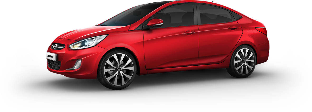 thiết kế thể thao hyundai accent