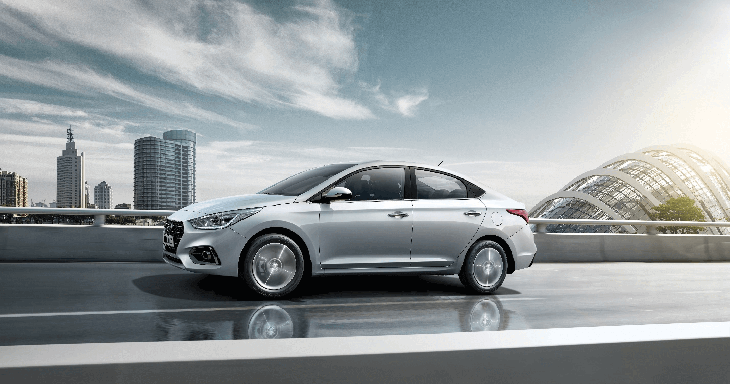 1 - Hyundai Accent 1.4 AT Full New 2019